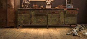 PVC Vloer, een vloer met de uitstraling van écht hout