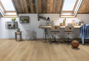 COREtec®-vloeren zijn 100% waterdicht