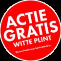 PARKETREUS - ACTIE-gratis witte plint